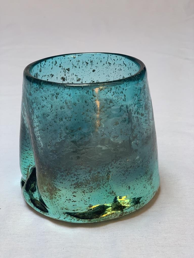 Windlicht turquoise