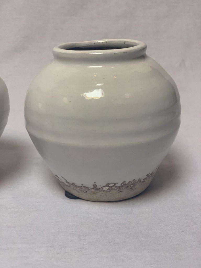 Kleine ronde vazen